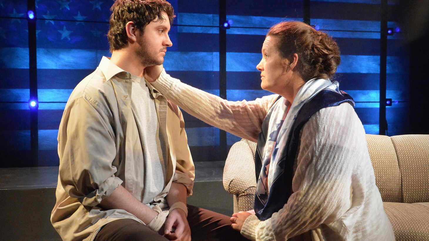 """The story behind the play """"Hostage"""" is incredible."""
