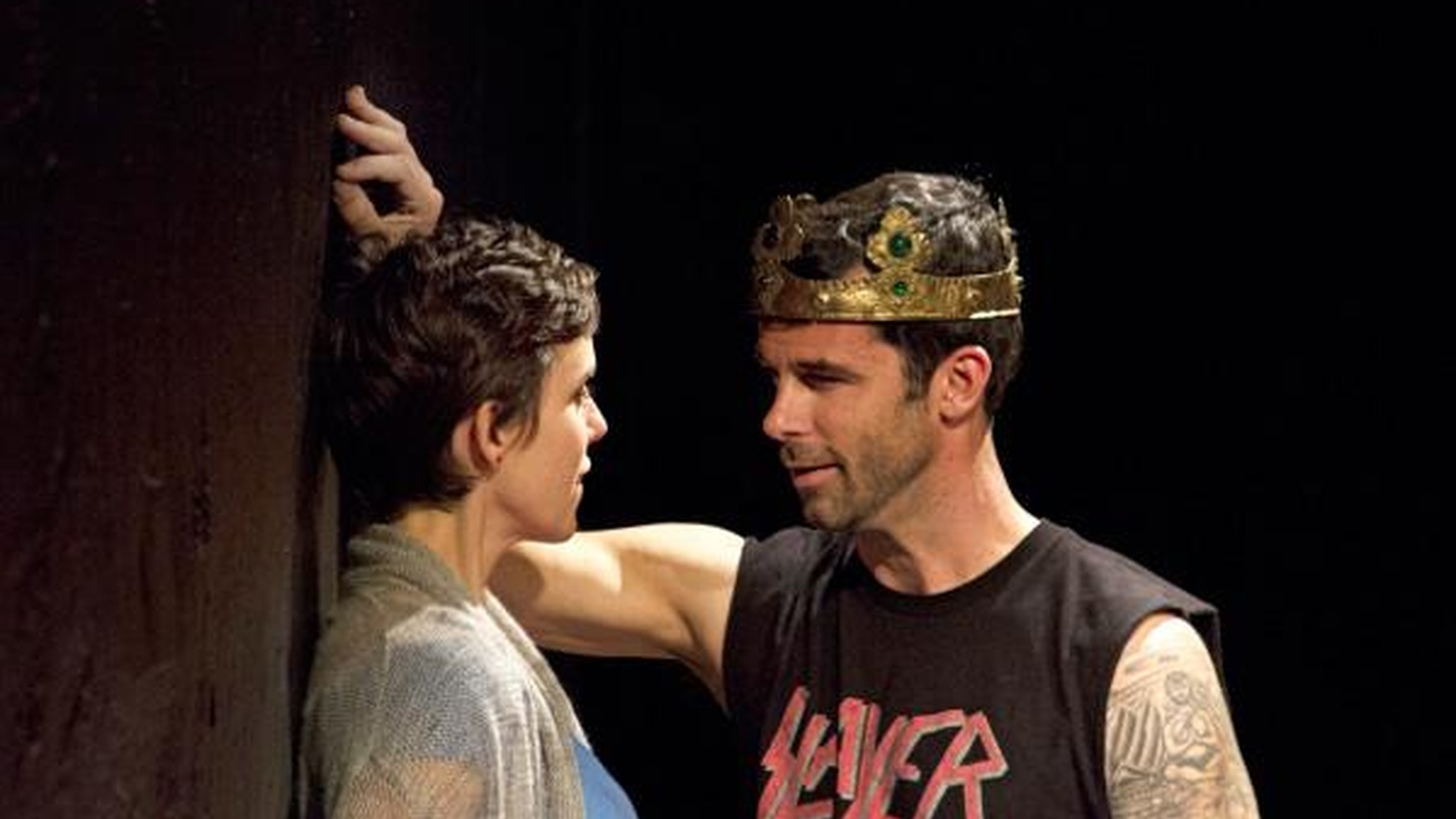 """The Pacific Resident Theatre takes on Shakespeare's """"Henry V,"""" in a production that's beautifully and quirkily cast."""