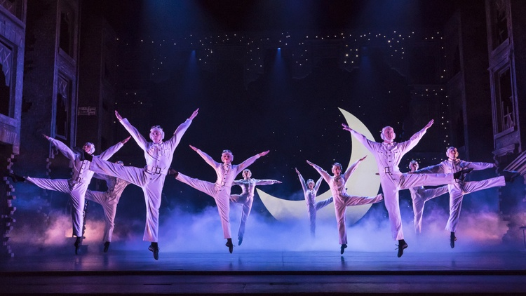 """Matthew Bourne's """"Cinderella"""" at the Ahmanson is fascinating as much for what it isn't as for what it is."""