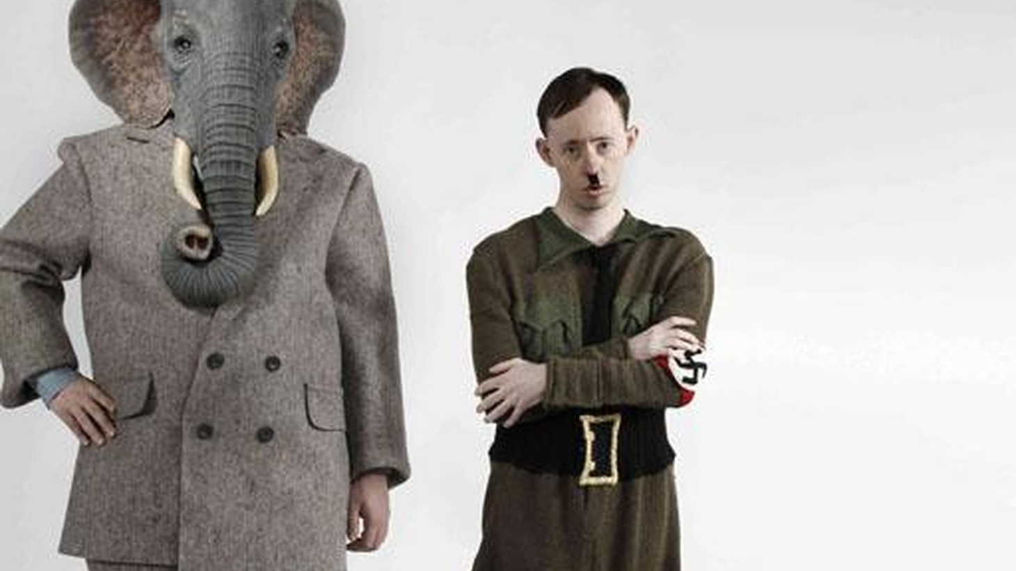 """The company that created """"Ganesh versus the Third Reich"""" is, in their own words, """"a company driven by an ensemble of…actors perceived to have intellectual disabilities."""""""