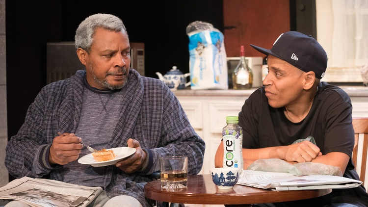 "Stephen Adly Guirgis play ""Between Riverside and Crazy"" is one of those scripts that plays very differently outside of New York."