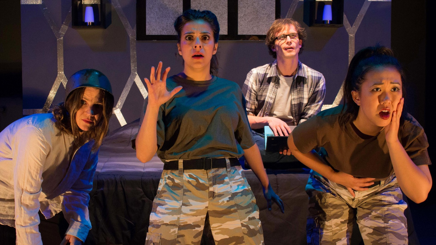 Sheila Callaghan's play That Pretty Pretty; or, The Rape Play is sensational . . . but not in the right ways.