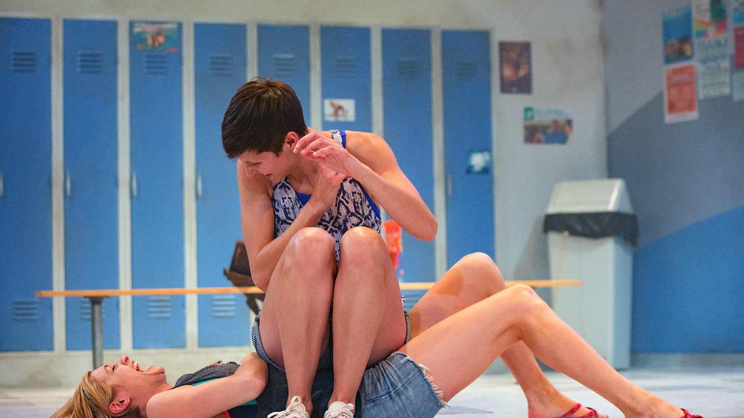 Dry Land is not a play for everyone. At its center is a teenage abortion. That's difficult territory but playwright Ruby Rae Spiegel takes responsibility for it in all its power and messiness.