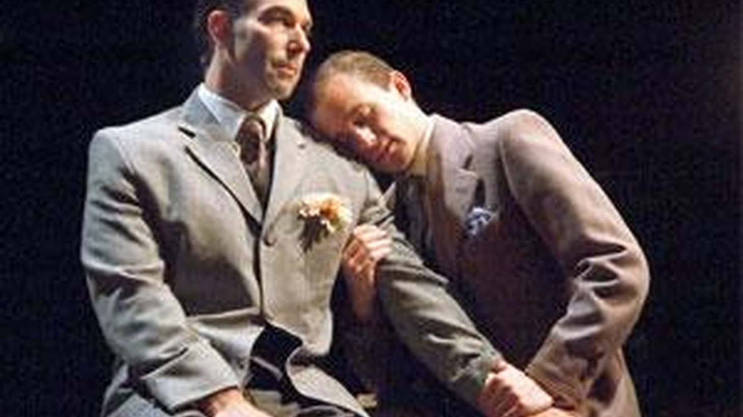 """In 1914, Long Beach Police Department hired two actors named Warren and Brown as """"vice specialists.""""  Their job was to go into private clubs and public changing rooms and arrest gay men in the act of being . . . gay.  That appalling and tantalizing little historical detail is the kernel of Tom Jacobson's new play – """"The Twentieth Century Way.""""  It's  currently premiering at the Boston Court Theater in Pasadena."""