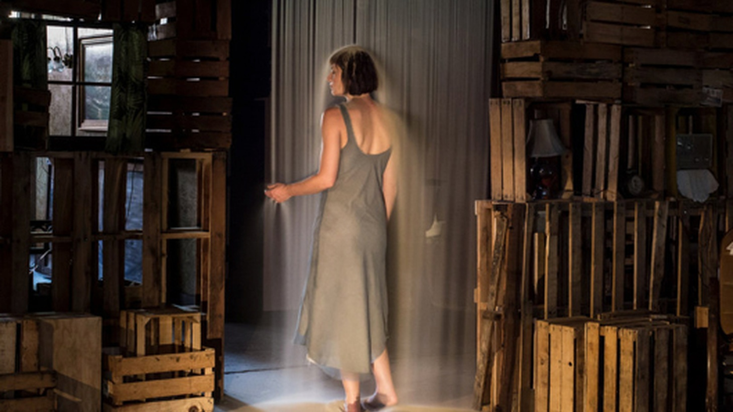 The Day Shall Declare It is a site-specific dance-theater piece not to be missed.