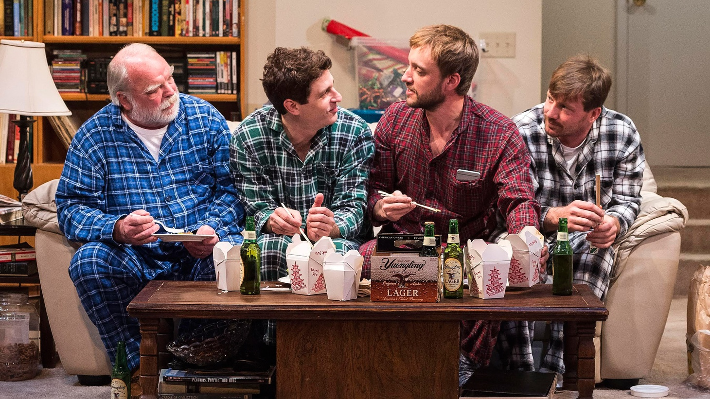 Is the Center Theater Group finally rediscovering its political voice? A new play there has us thinking about gender roles and white privilege.