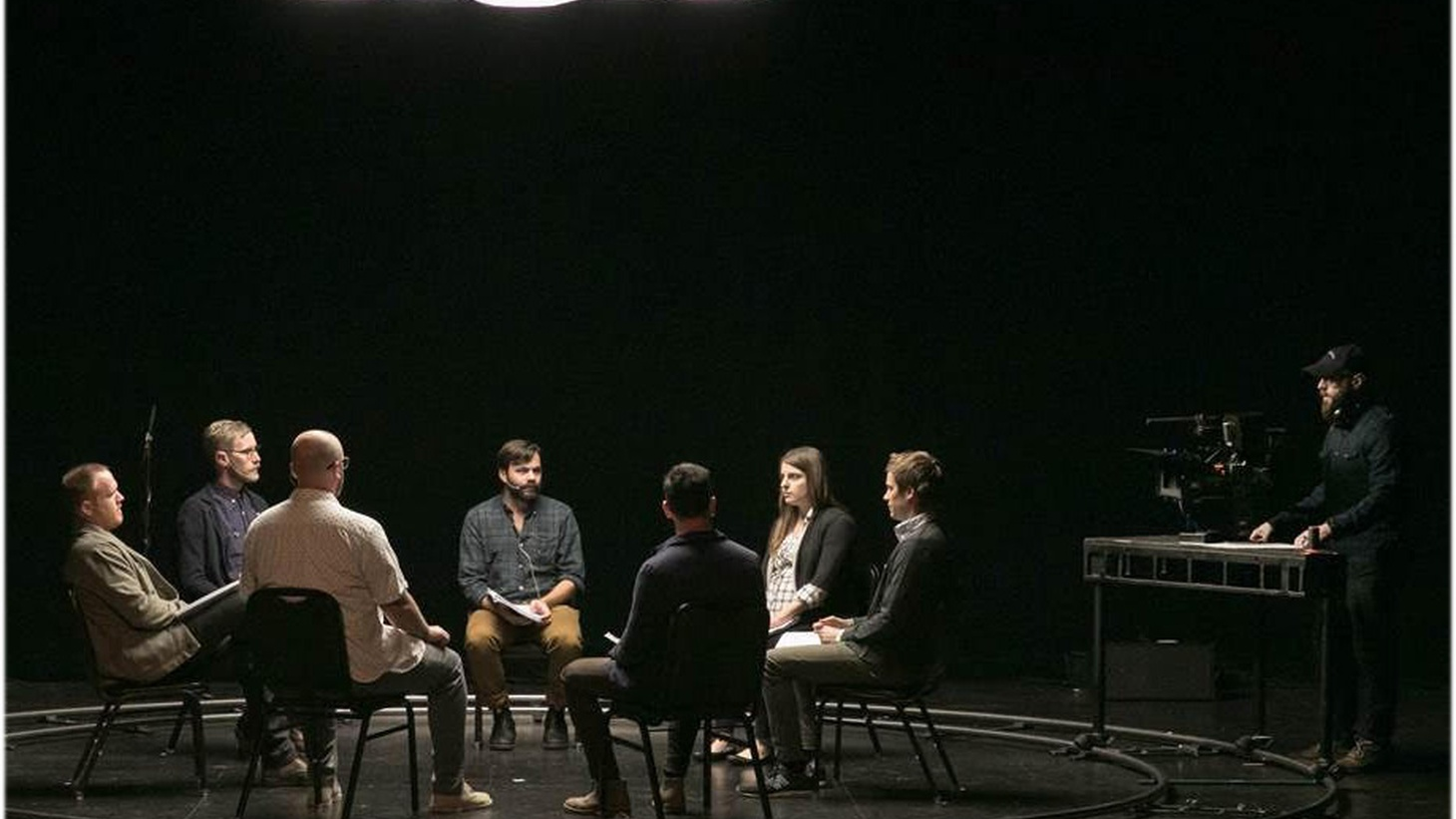 """Poor Dog Group's show """"Group Therapy"""" is a quiet, incomplete window into what happens when an artistic dream confronts the difficulty of time."""
