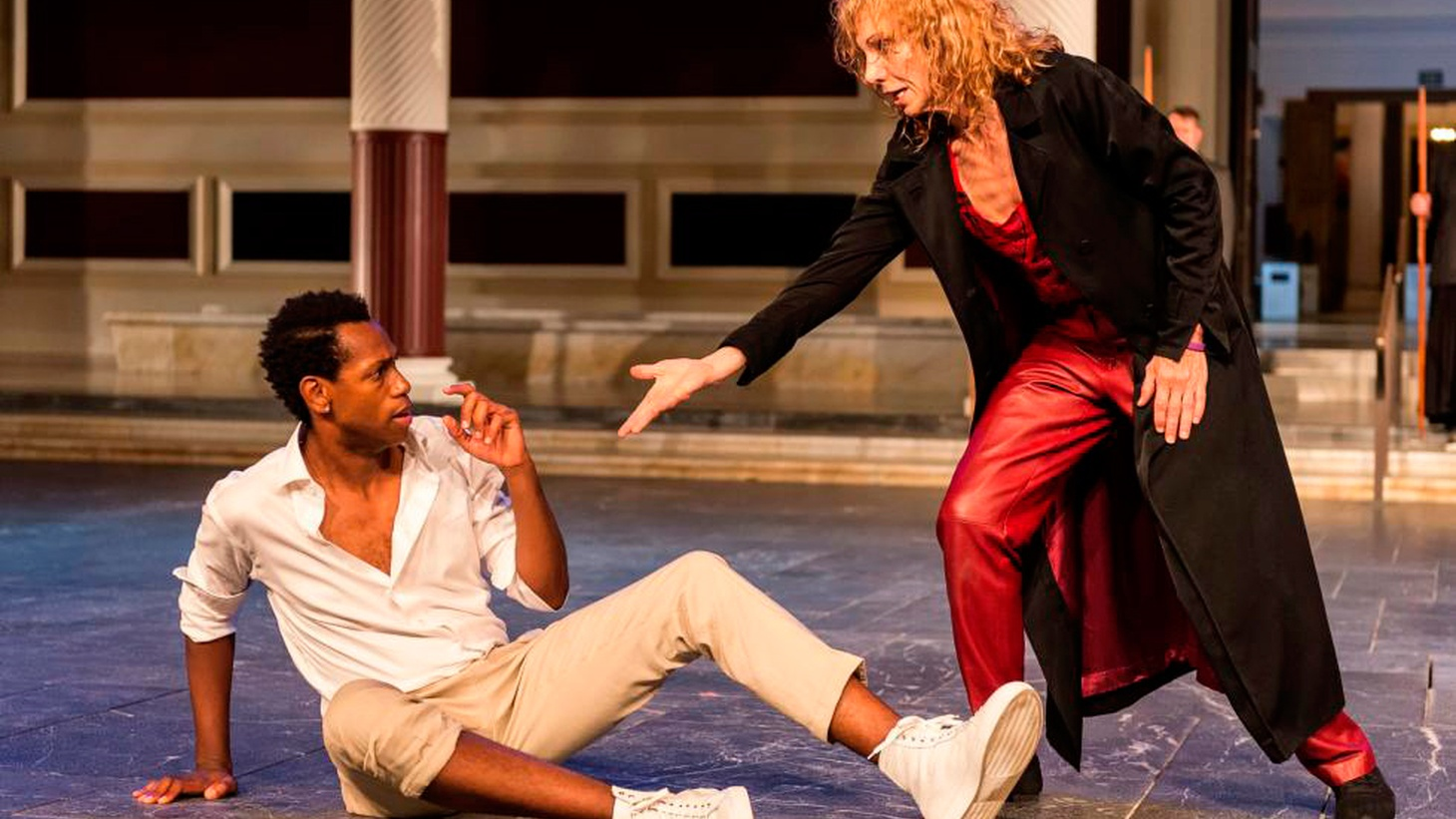 The question of the classical soul is always looming in the air for the Getty Villa's annual outdoor drama.