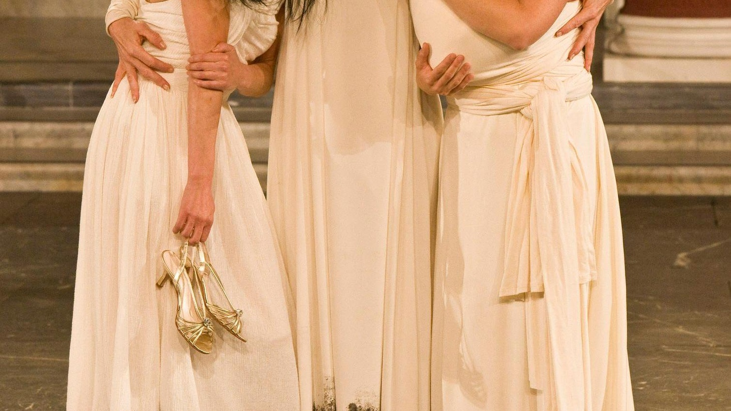 Trojan Women, written by Euripedes 2,400 years ago, is one of the most brutal, unrelenting anti-war plays ever created. The play takes place among the wreckage of Troy...