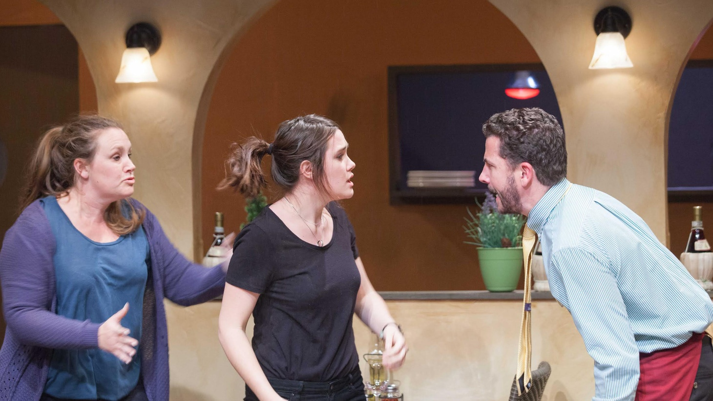 With Pocatello, Rogue Machine Theater returns to Samuel D. Hunter's small town, Idaho, this time with the closing of an olive garden. But the play's less about the closing of a chain restaurant and more about the loss of a way of life.