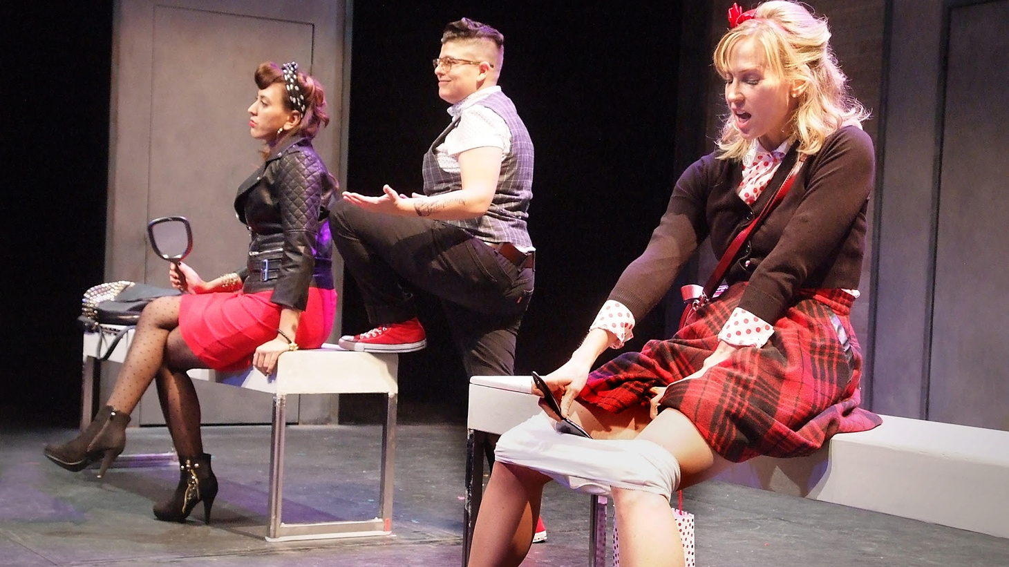 Collective Rage: A Play in Five Boopsshould be moving, political and empowering. Unfortunately, its style gets in the way.