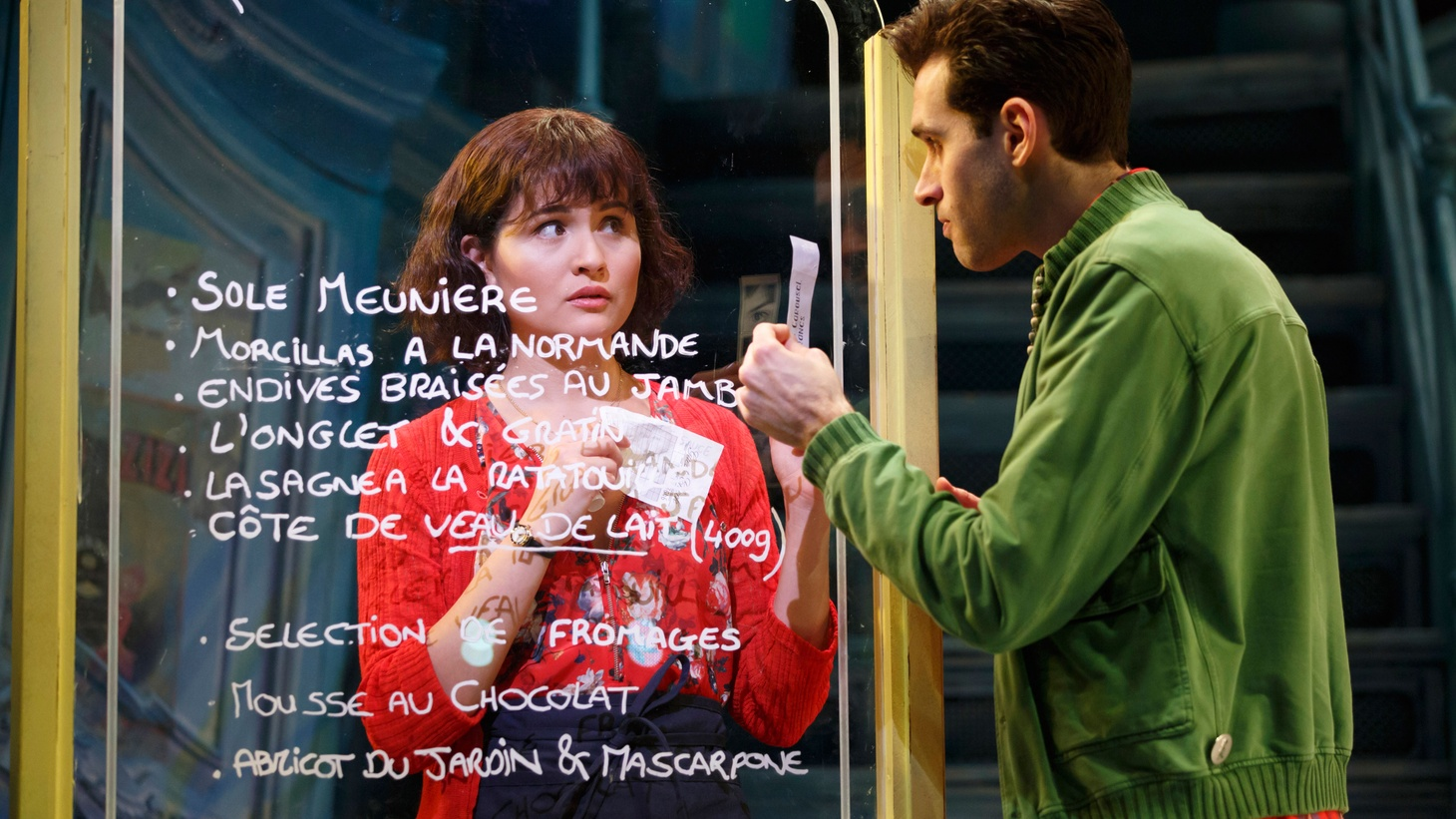 Remember that friend you had in college? She was kind of quirky, kind of drove you nuts but was really sweet. That friend is the Broadway bound musical Amelie: A New Musical playing at the Ahmanson Theater.