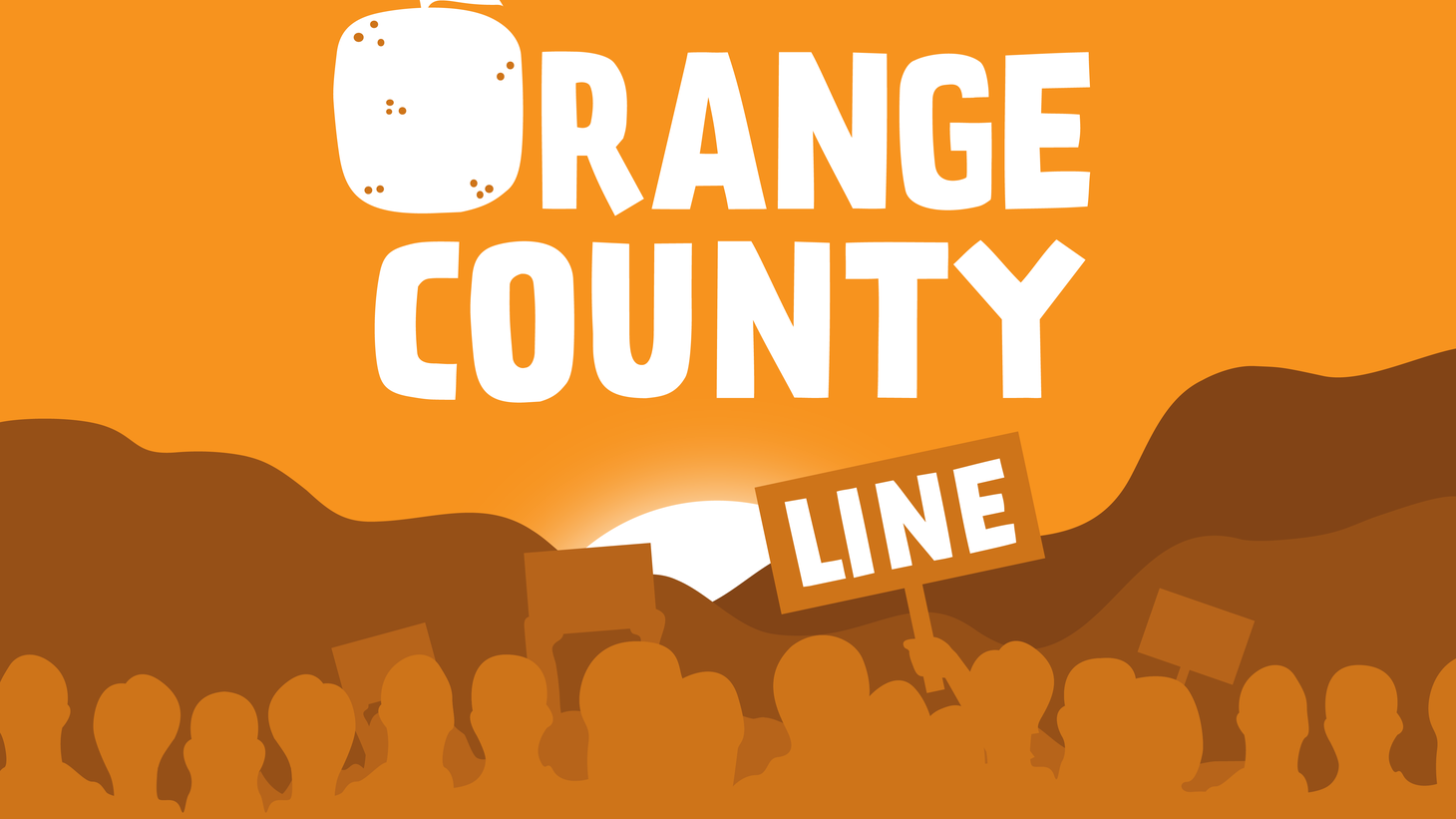 The battle for Orange County's daily newspaper landscape.