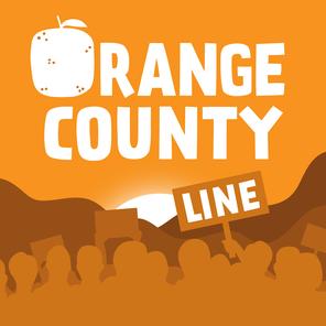 orange county line kcrw