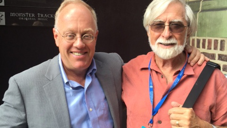 Robert Scheer sits down with journalist and author Chris Hedges to discuss Hedges' career and influences.