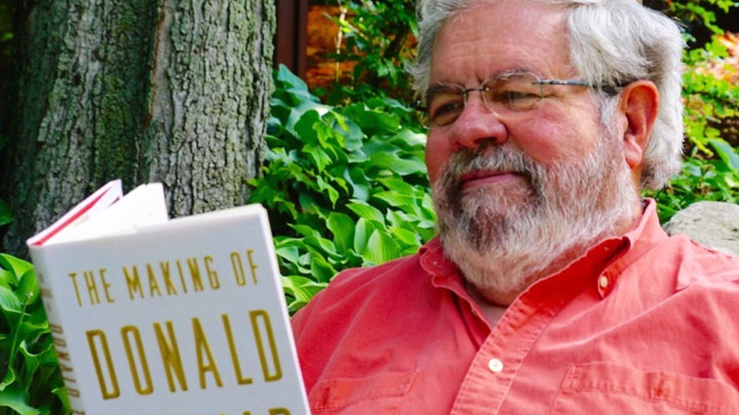 Robert Scheer sits down with award-winning journalist and author David Cay Johnston to discuss the GOP presidential candidate.