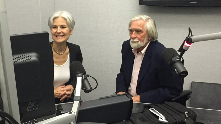 Robert Scheer sits down with potential Green party presidential candidate, Jill Stein, to discuss her plans and why she thinks the Green Party is more relevant than ever.