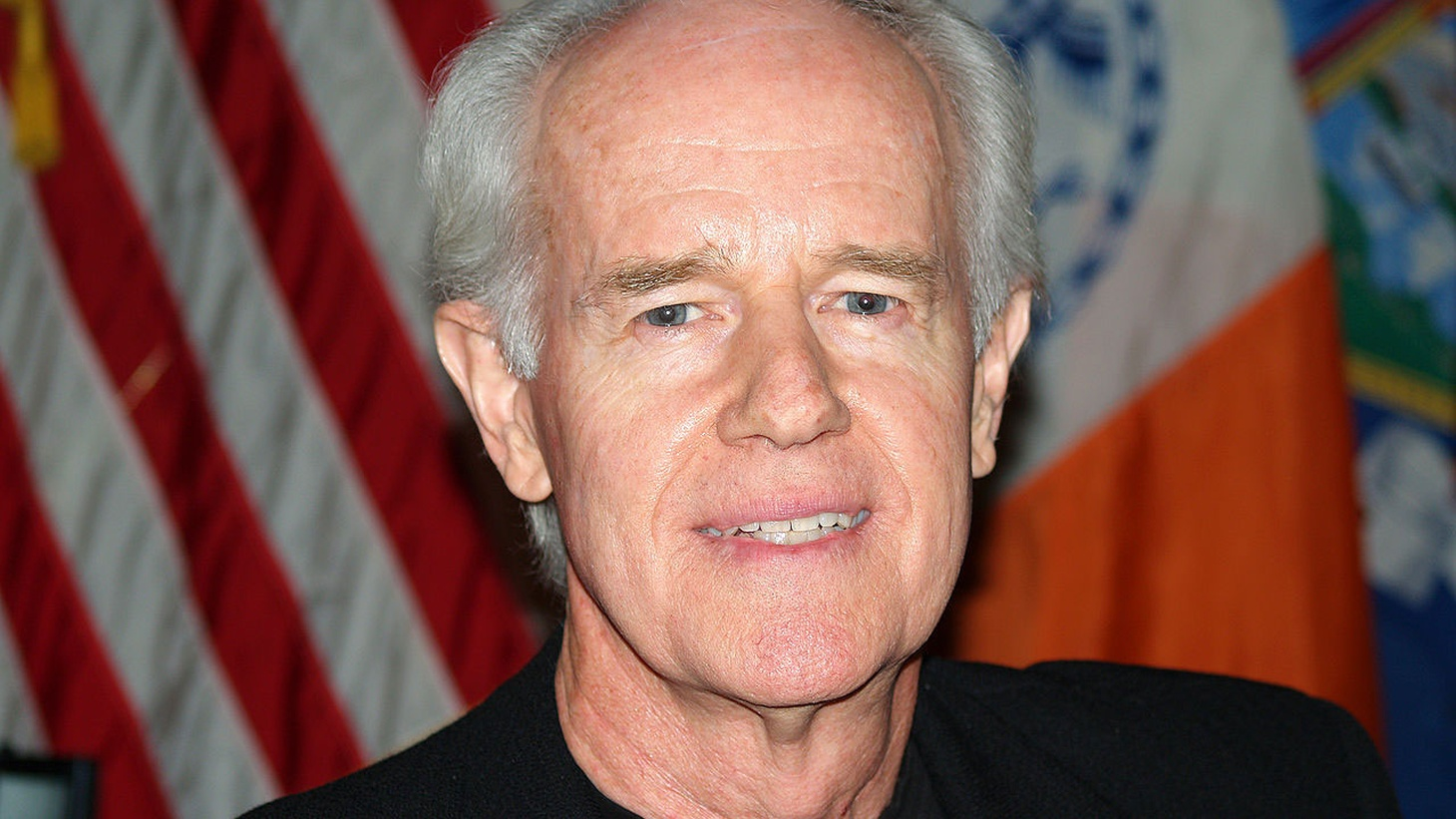 Robert Scheer sits down with actor and activist Mike Farrell to discuss his involvement in the anti death penalty movement.