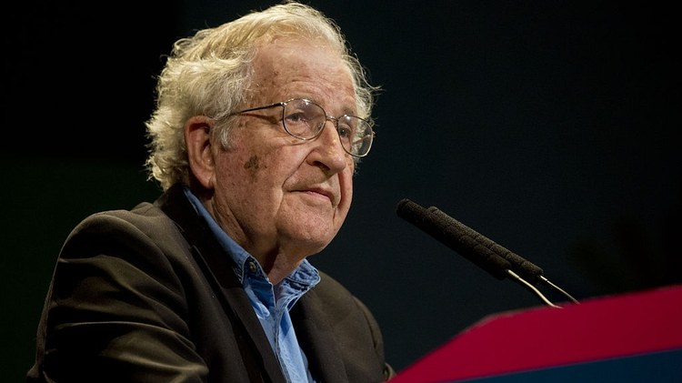 Noam Chomsky: America Has Built a Global Dystopia