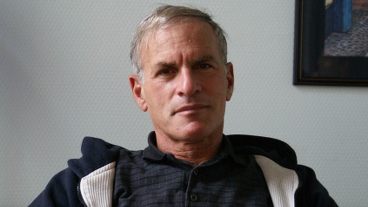The author discusses his new book about the plight of Palestinians in Gaza.