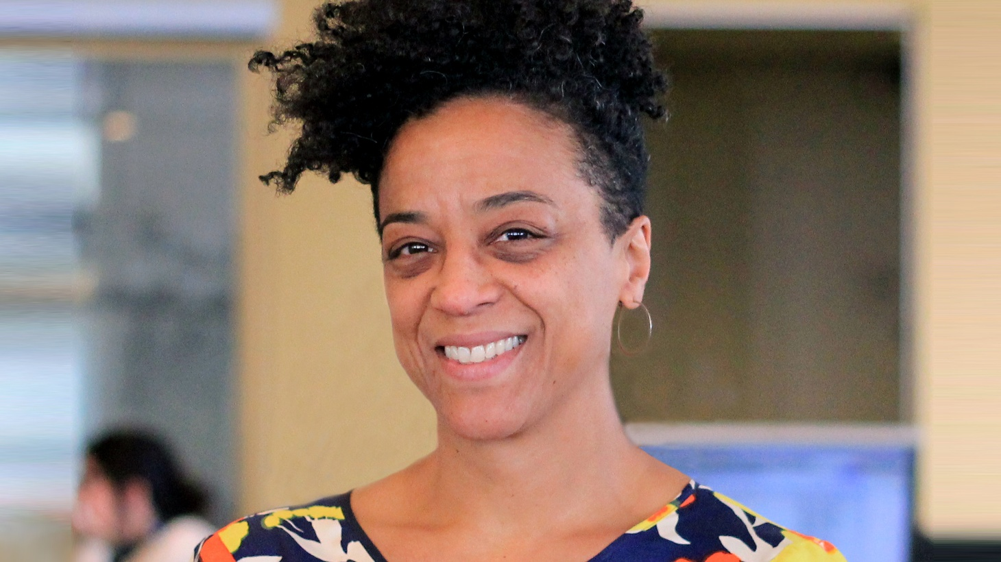 The columnist and author discusses how writing has been integral to her life after growing up as a black girl adopted by a white family.