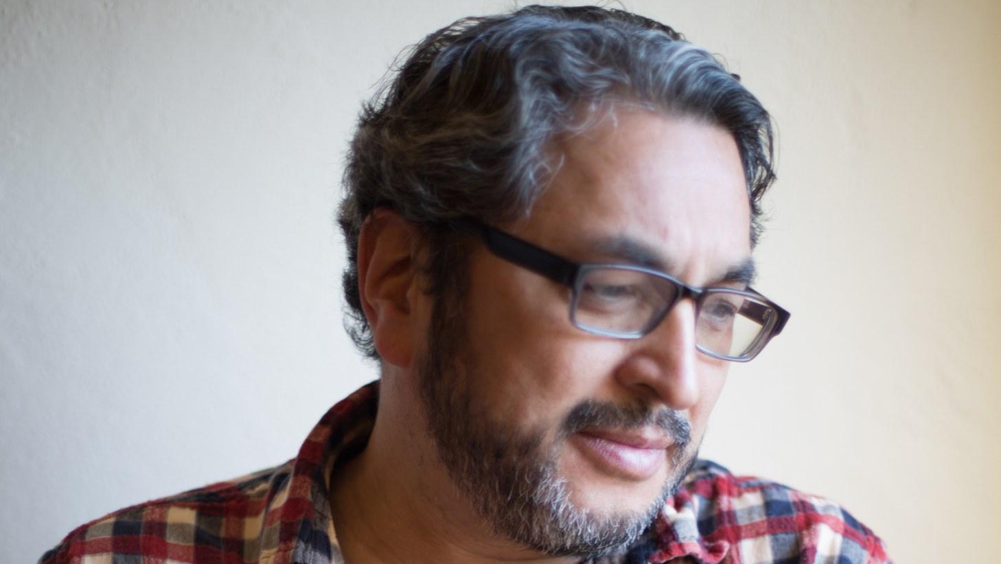 Author, Octavio Solis