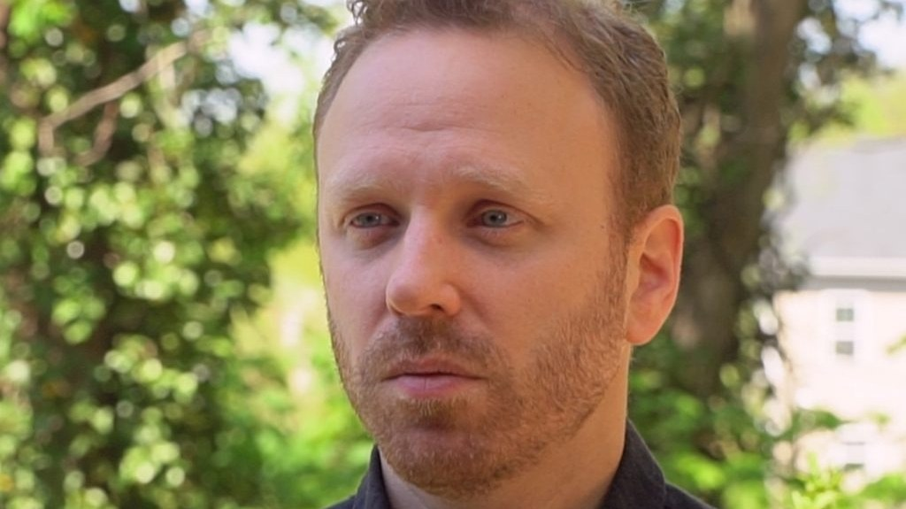 Journalist and editor, Max Blumenthal.