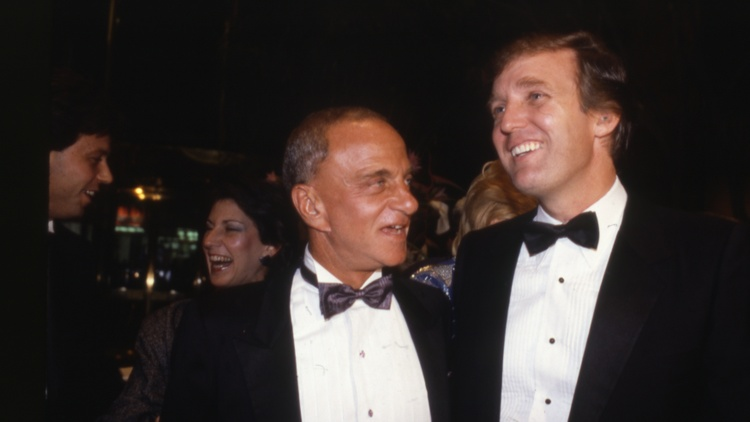 A bone-chilling documentary about Roy Cohn, Donald Trump's mentor, reveals the all-American evil that brought us modern-day politics.