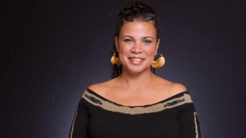 Black Lives Matter co-founder Melina Abdullah