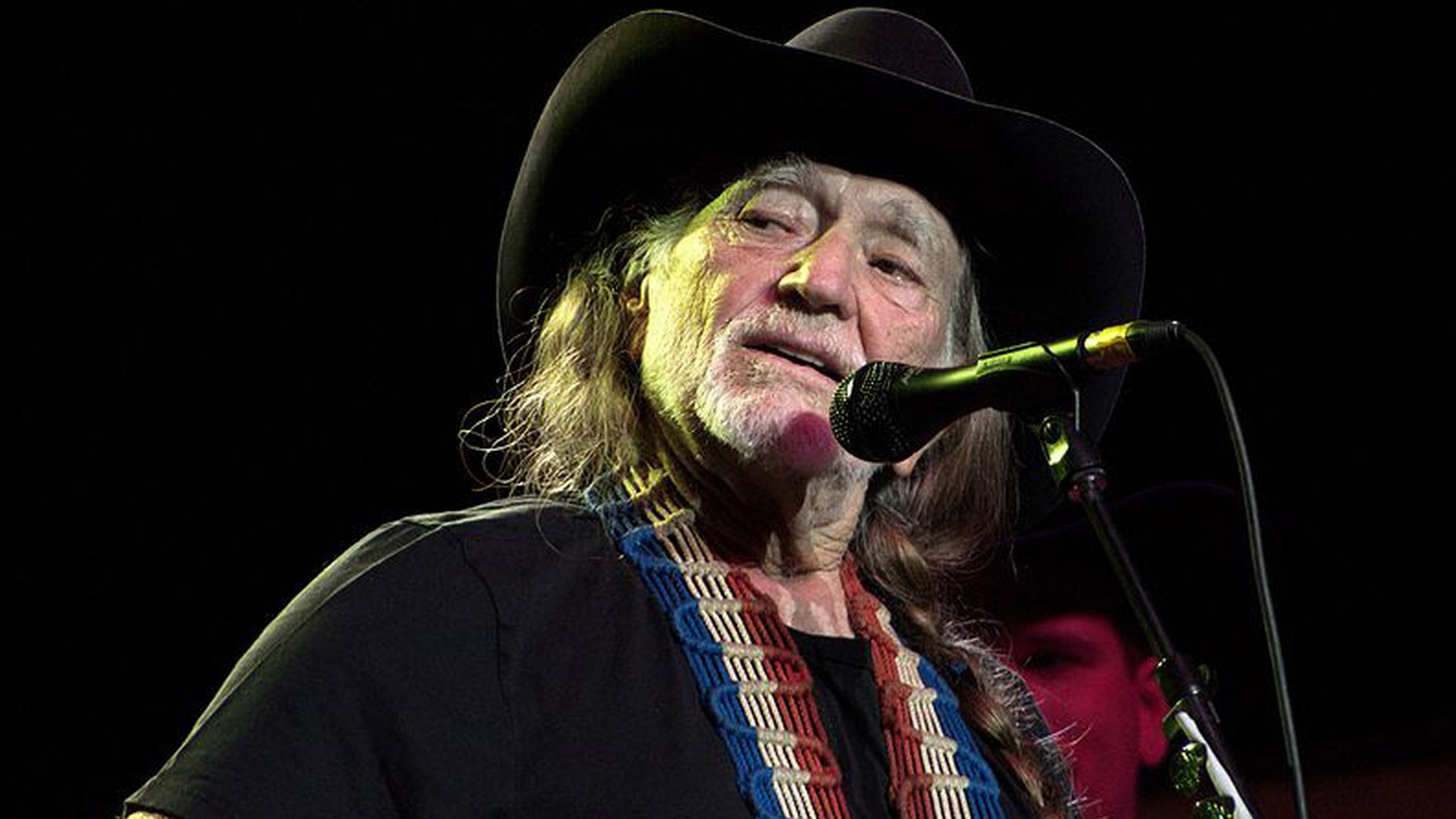 """Robert Scheer sits down with legendary musician Willie Nelson to talk about what makes him an """"American Original."""""""