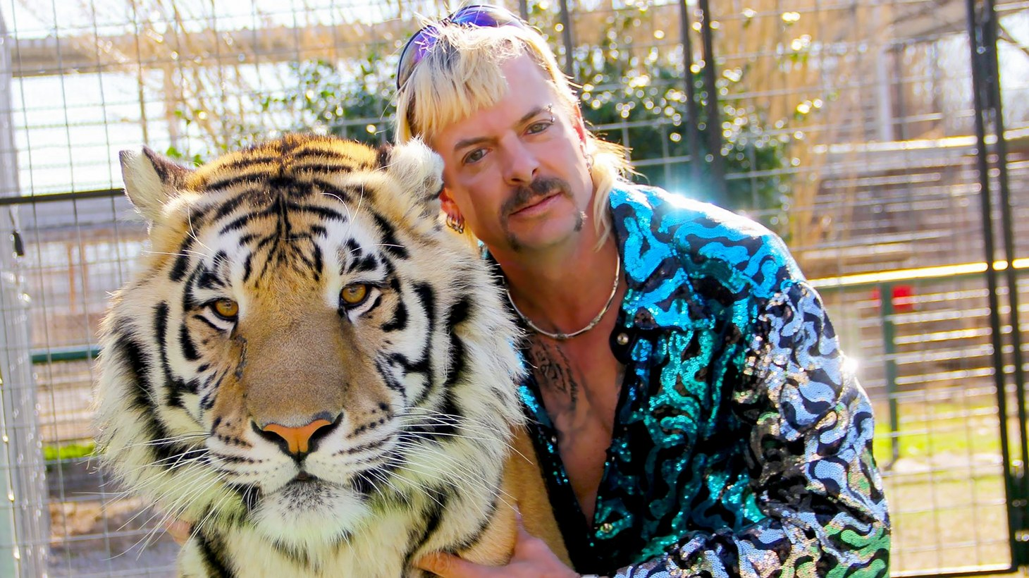 "Joe Exotic, subject of the new Netflix documentary series called: ""Tiger King: Murder, Mayhem and Madness."""