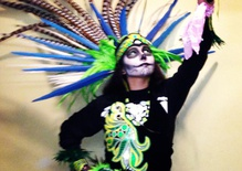 Keeping Aztec Dancing Alive in Los Angeles