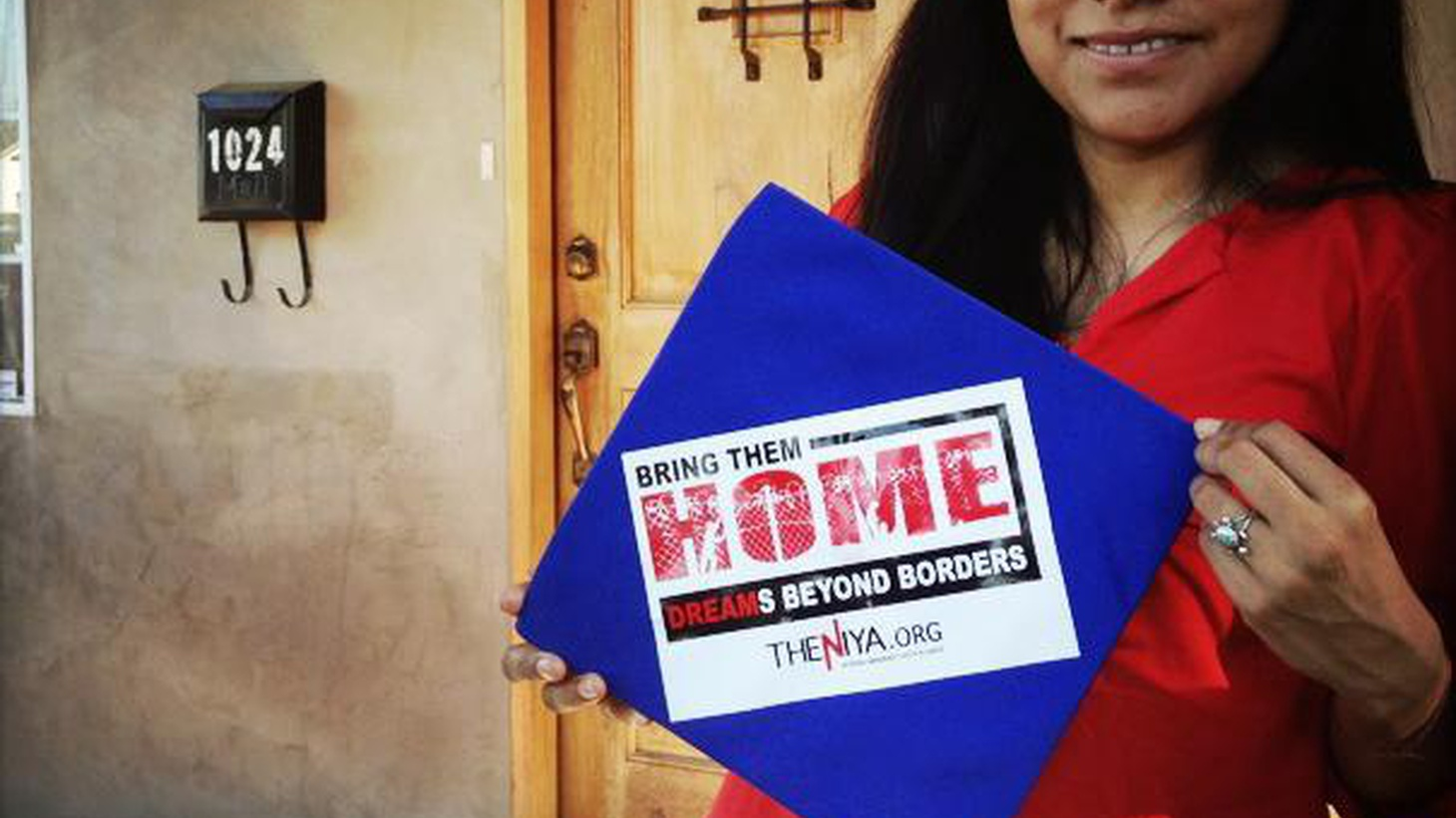 A group of immigration activists test US immigration laws.
