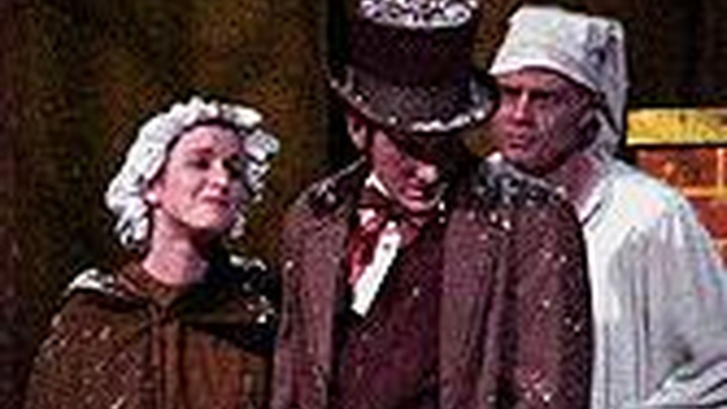 Featuring the great American actor, John Barrymore as Scrooge. (1-2pm)