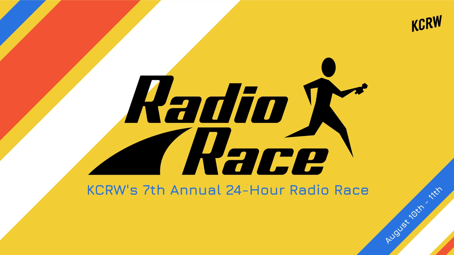 The annual on-air presentation of KCRW's Radio Race shares the five winning audio pieces.