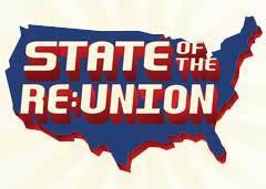 STATE<br>OF<br>THE<br>RE:UNION