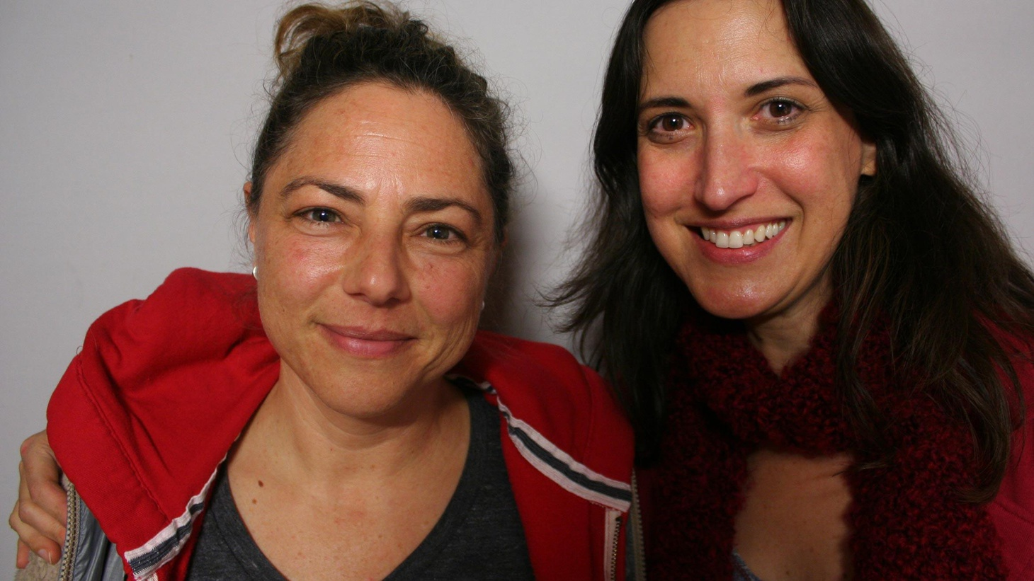 Andrea Stern tells her friend Stephanie Howard about how surviving brain surgery gave Andrea a much greater appreciation for the moments and memories of daily life.