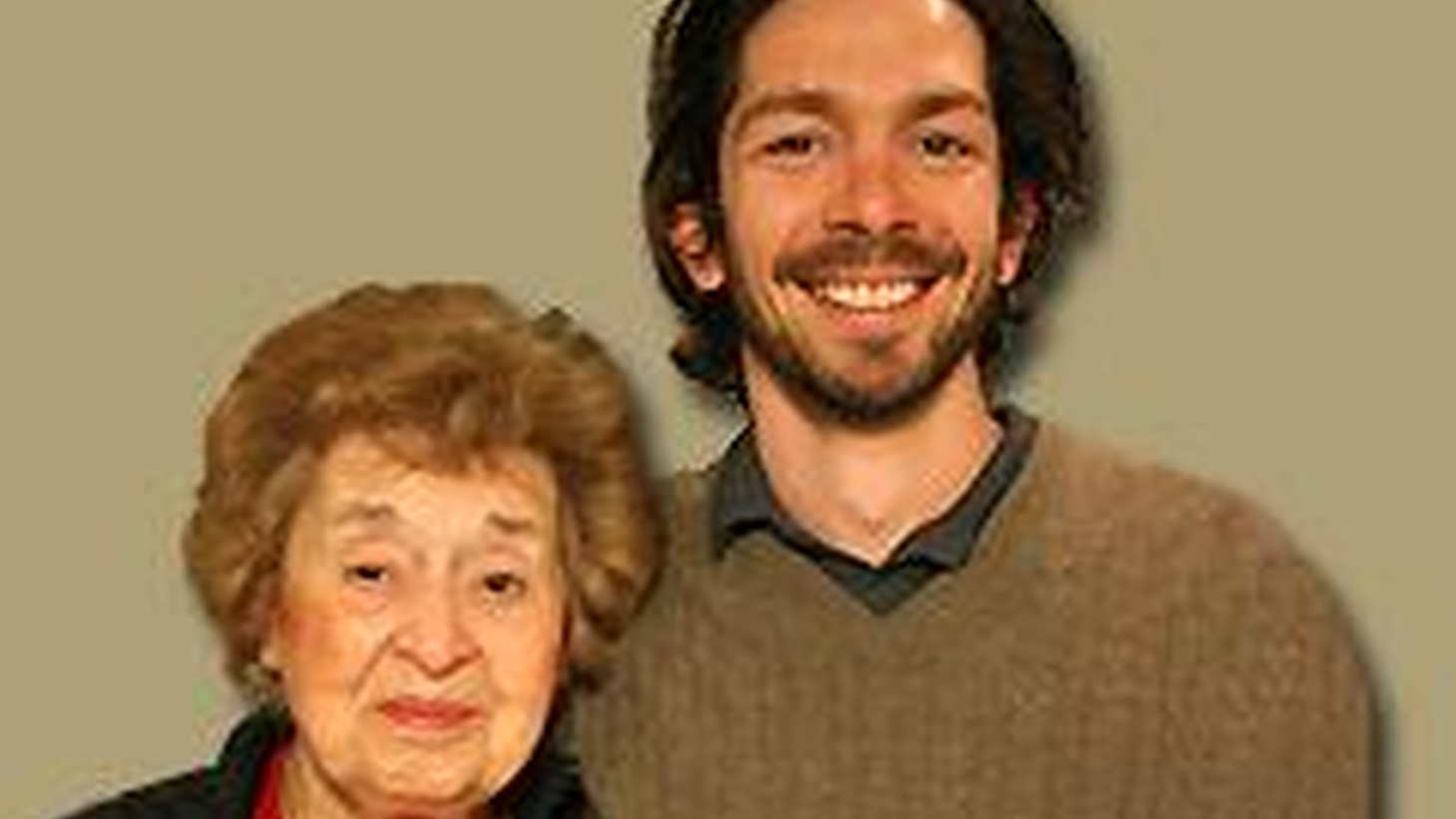 KCRW's own Daniel Konecky interviews his 93-year-old grandmother Rose Halprin.