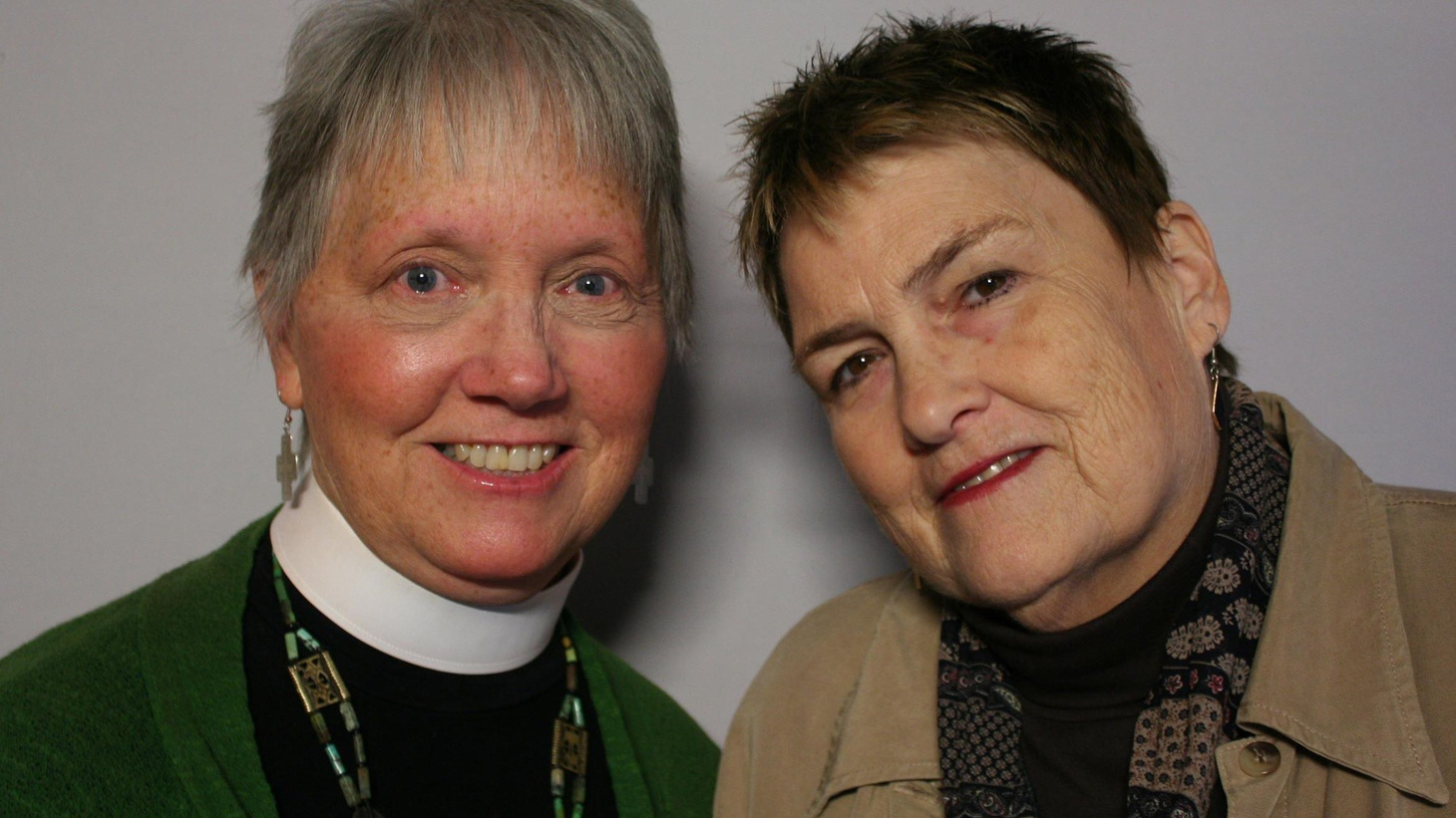 WEB EXCLUSIVE: Susan Russell is a pastor at All-Saints in Pasadena and a lesbian. She shares her story of activism and religion in Southern California.