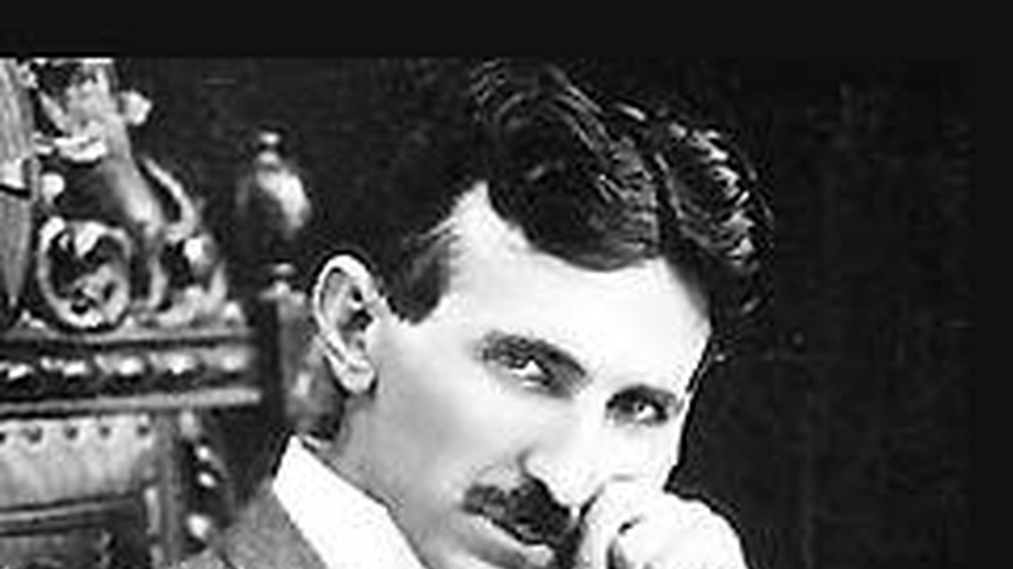 Part visionary, part mad scientist, and absolute genius, Nikola Tesla should be as famous as Edison, but he's been largely forgotten.