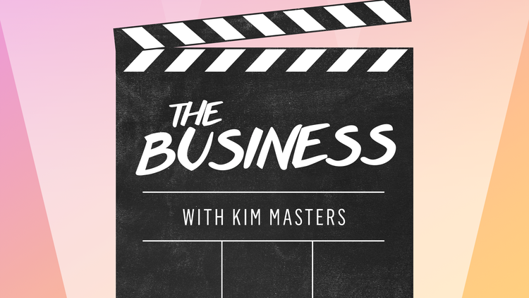 Matthew Garrahan of the Financial Times joins Kim Masters to banter about this week's top entertainment news stories.