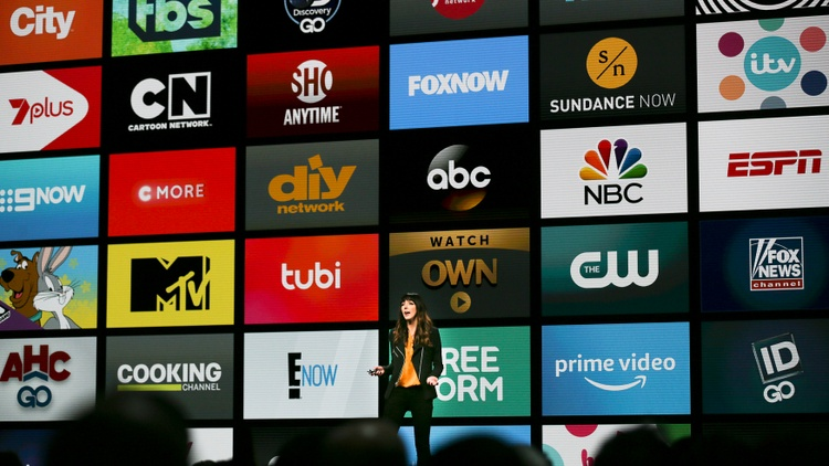 If you subscribe to Netflix, Hulu, Amazon, HBO NOW--and maybe a couple others--you may feel like your TV streaming plate is pretty full.