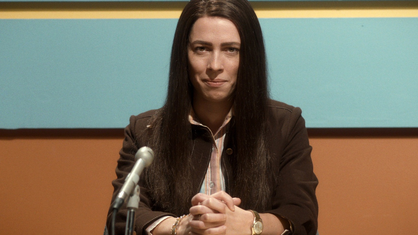 When Rebecca Hall told her agents she wanted to play the title role in a tiny indie film about Christine Chubbuck, a TV news reporter who committed suicide on live television in 1974, her representation said...are you sure? Hall tells us why she took a gamble on the new film 'Christine,' and talks about watching Marvel slash her role in 'Iron Man 3.'