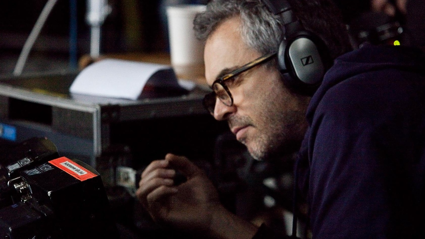 """Alfonso Cuarón on casting an actress over 40 in """"Gravity"""" and re-discovering his love of cinema."""
