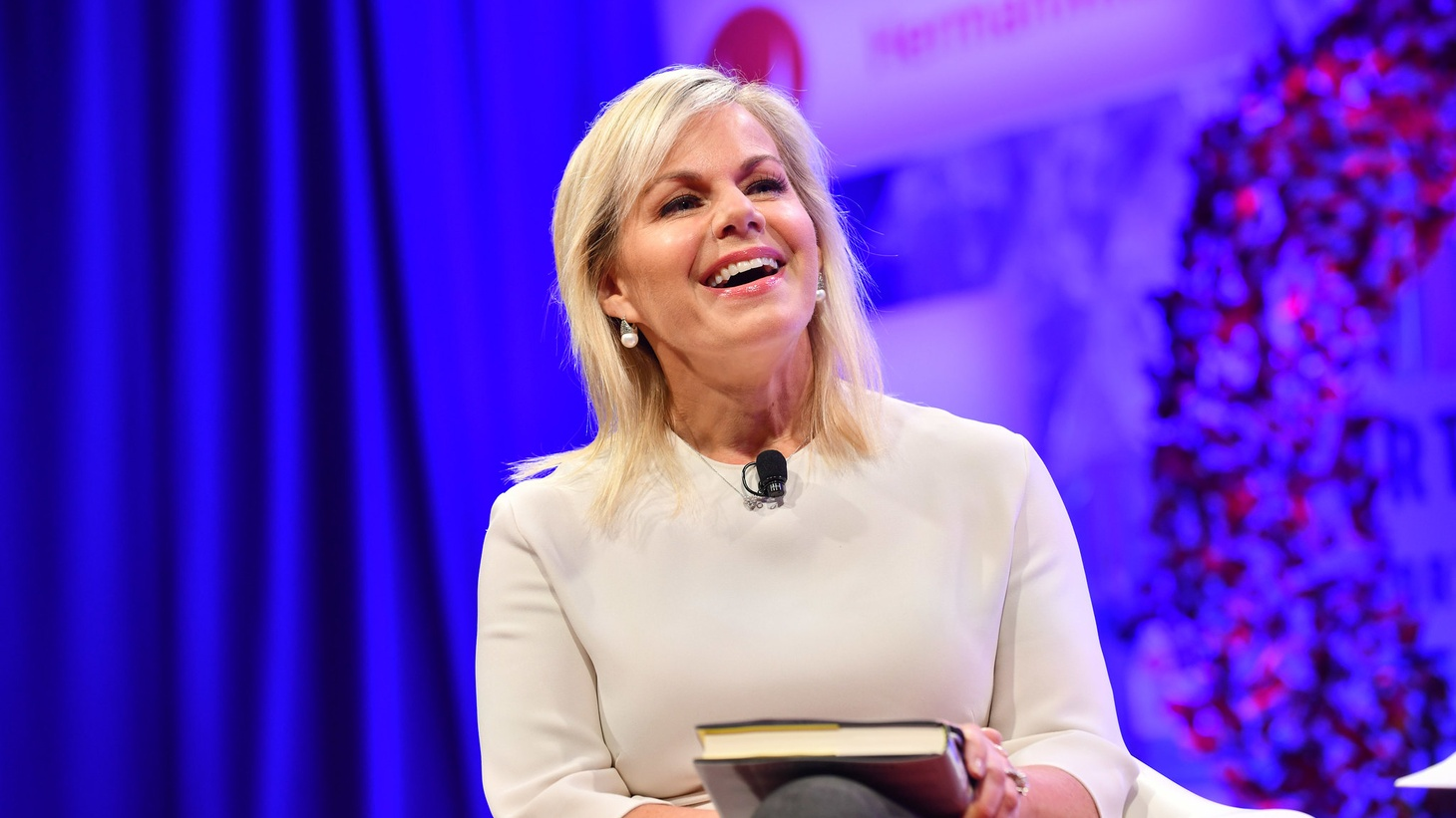 Gretchen Carlson, TV Journalist and Women's Empowerment Advocate, at the Fortune Most Powerful Women 2017 Summit. Washington D.C.