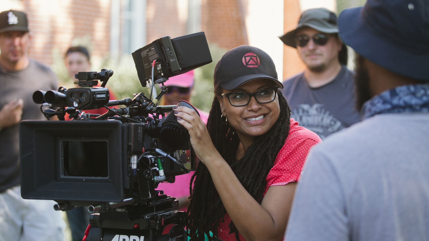Before she became a filmmaker, Ava DuVernay worked as a film publicist. DuVernay traces how she shifted her career and ended up making history as the first African American woman nominated for Best Director at the Golden Globes for the historical drama Selma.