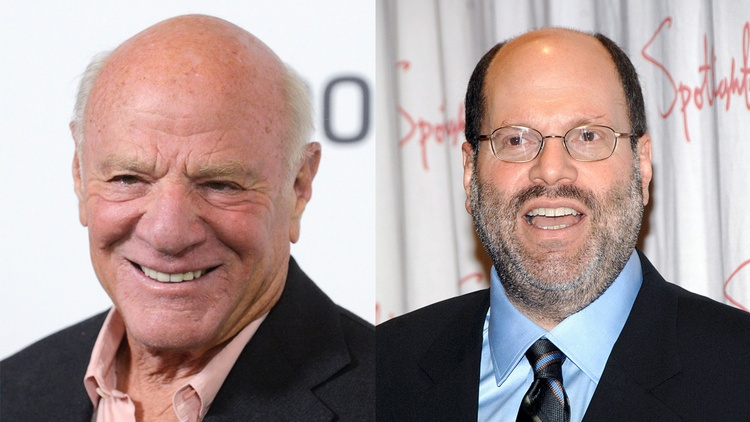 For nearly the past decade, media mogul Barry Diller has backed award-winning movies and Broadway shows from now embattled mega-producer Scott Rudin.