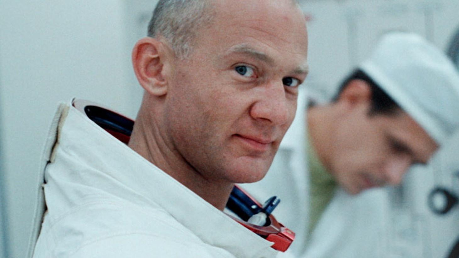 Astronaut Buzz Aldrin in 'Apollo 11'
