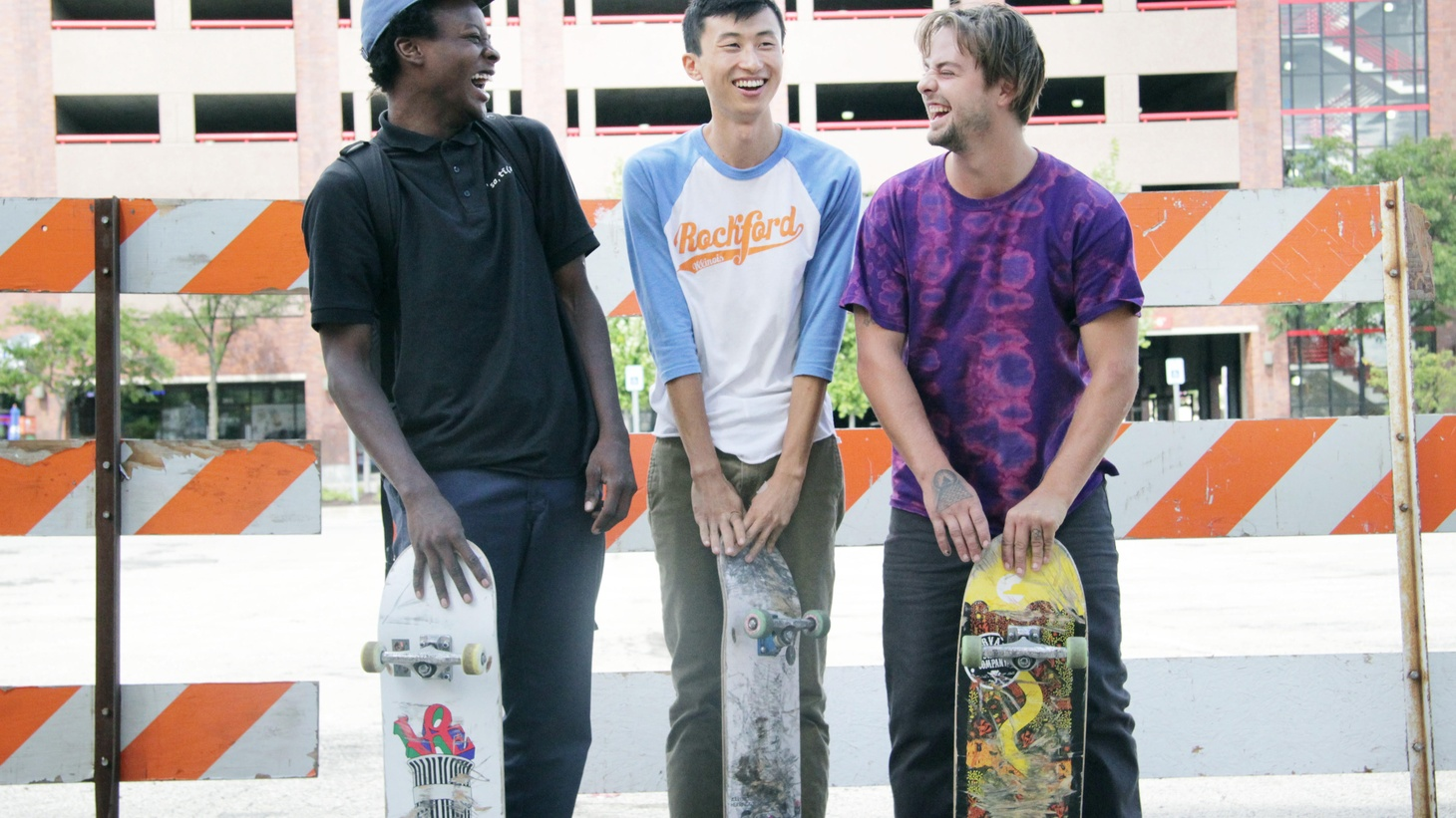 Growing up in Rockford, Illinois--a city outside Chicago that's seen better days--Bing Liu was obsessed with making skateboarding videos. Over the course of more than a decade, one of those mini-movies morphed into a feature-length documentary.