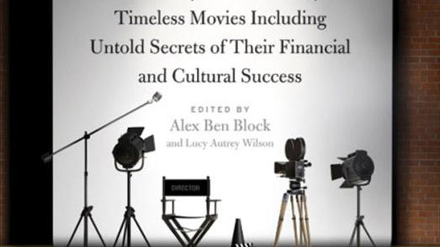A hefty new book conceived by director George Lucas examines the DNA of 300 American blockbusters. We examine how the book was made and what we can learn from it. Plus, how far will you go to become a successful screenwriter? The Hurt Locker's Mark Boal went to Iraq.
